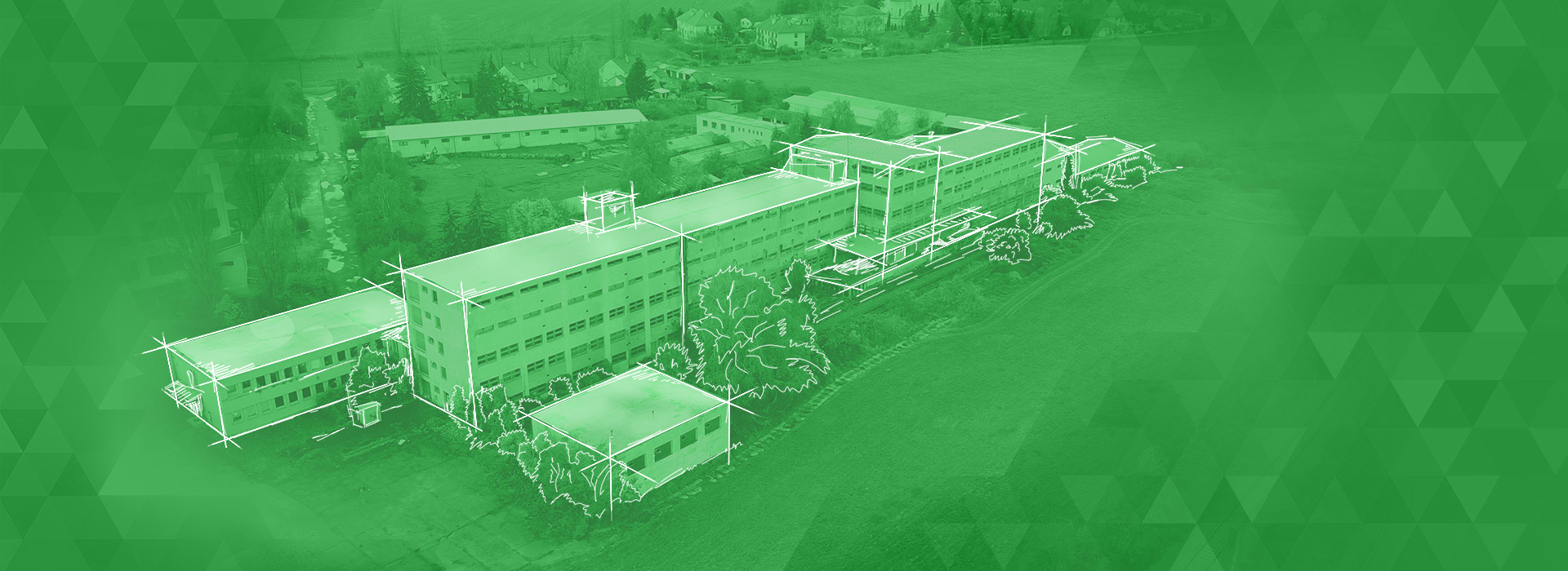 Areál Veleliby Barandov - skladový a výrobní areál